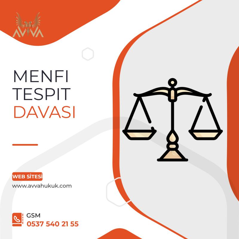 3. ŞAHIS MENFİ TESPİT DAVASI